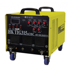 Tig-Inverter arc welding machine HK TIG 315 AC/DC