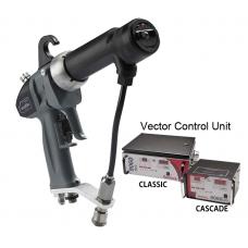 Electrostatic gun Vector AA90 Cascade