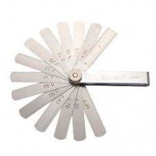 14pc feeler gauges set 0.05-1.00mm