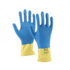 Chemical resistant gloves Mallcom NEB213BY